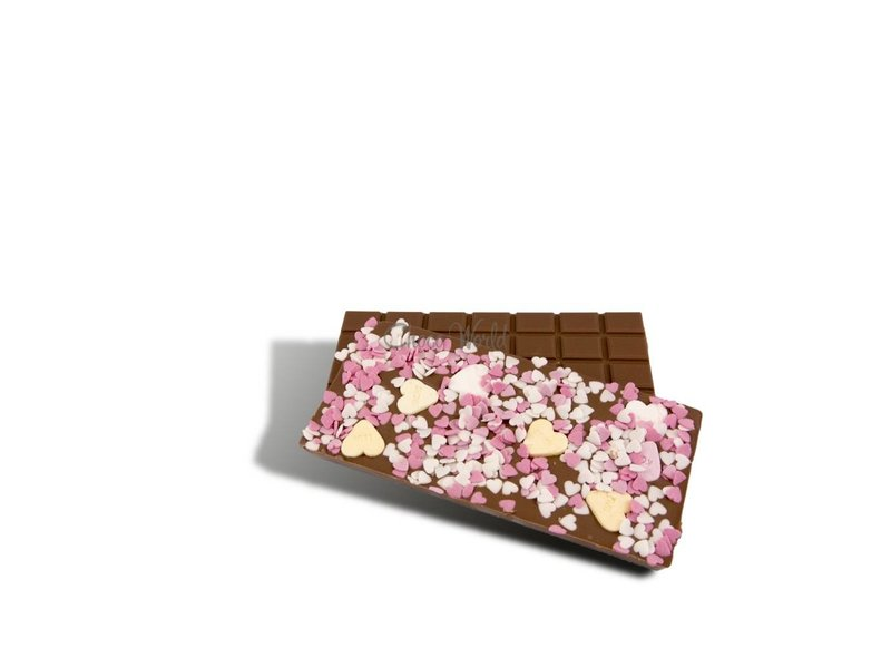 Chocolaterie Vink Reep groot liefde
