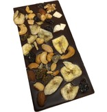 Chocolaterie Vink Reep groot Noten Fruitmix