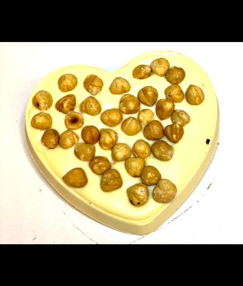 Chocolaterie Vink Hart klein met Hazelnoten