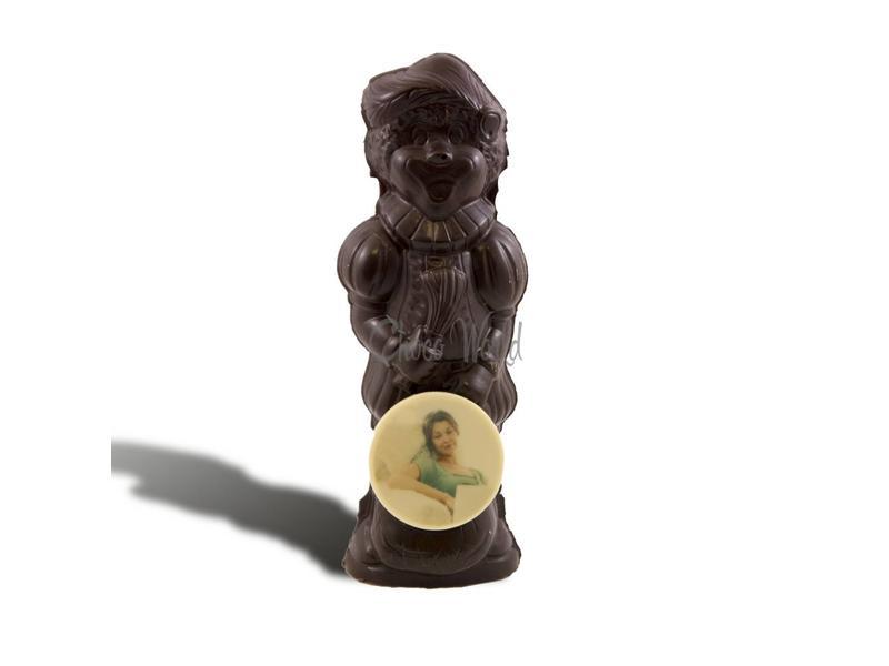 Chocolaterie Vink Piet met Foto