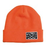 Biltwell Beanie Patch Orange - Biltwell