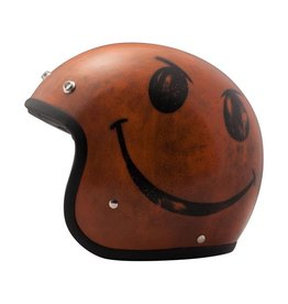 DMD Vintage Smile Orange Handmade - DMD