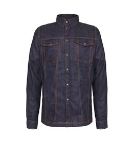 John Doe Lumberjack Shirt Raw Denim - John Doe