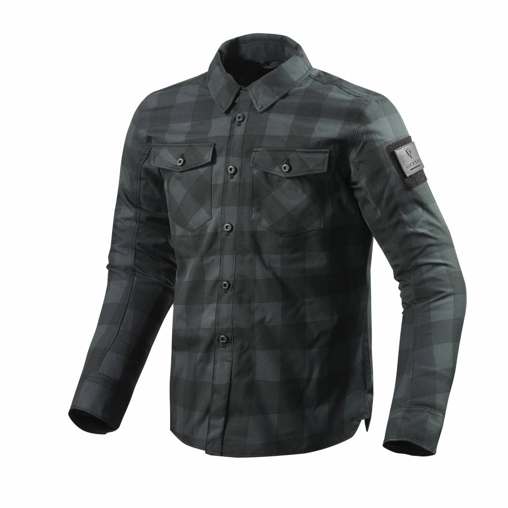 Revit Overshirt Bison - Rev'it