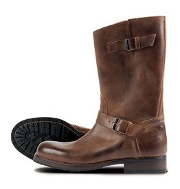 Rokker Cruiser Boots Brown