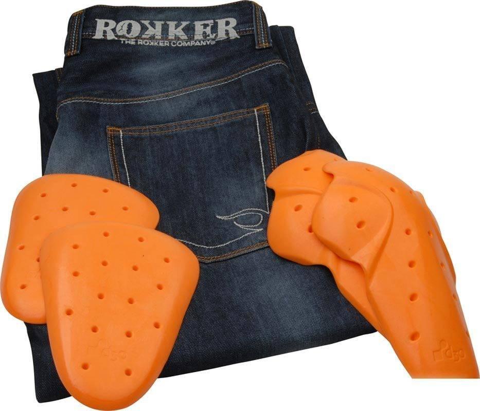 Rokker Revolution Stonewash Blue - Rokker