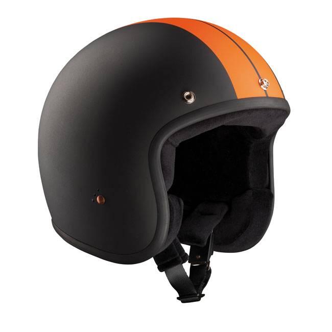 Bandit Matte Black-Orange - Bandit