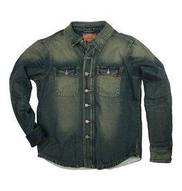 Rokker Denim Rider Shirt Stonewash - Rokker