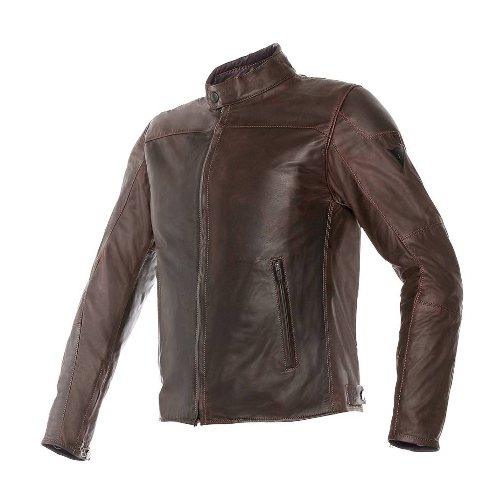 Dainese Mike Pelle Dark Brown - Dainese