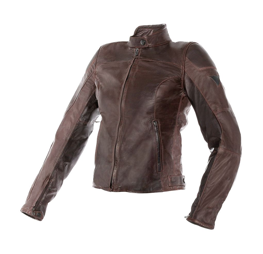 Dainese Mike Pelle Lady Dark Brown - Dainese