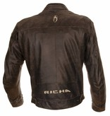 Richa Retro Racing Black - Richa
