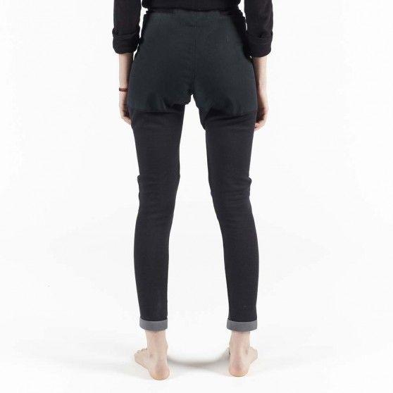 BowTex Kevlar legging Black - BowTex