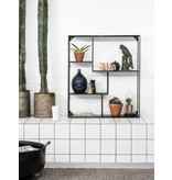 Bodilson Wall cabinet Hero, black