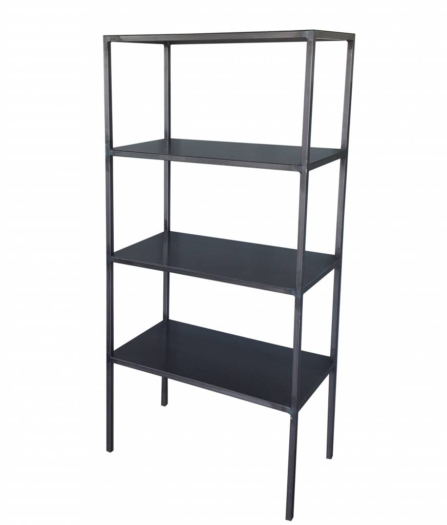 Stoer Metaal cupboard, shelf cupboard, iron, iron