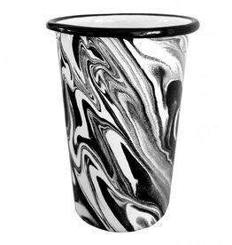 Cup Marble, 10 of 13 cm hoog