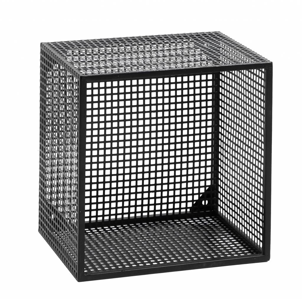Nordal Wall cabinet Mesh, S