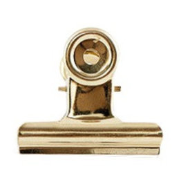House Doctor clip Office clip, 50 mm, gold