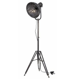 BePure floor lamp, Spotlight, metal
