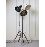 BePure floor lamp, Spotlight, black
