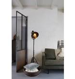BePure staande lamp, Spotlight, zwart