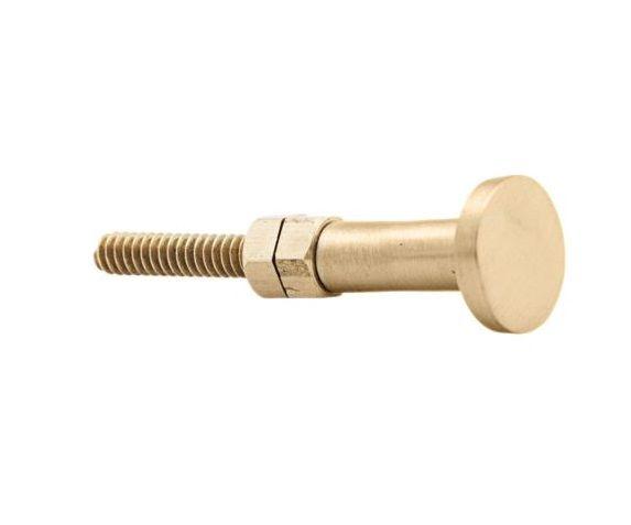 House Doctor kastknopjes Brass, kastknopje Brass, 1,5 cm