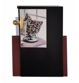 Stoer Metaal wall cupboard Block