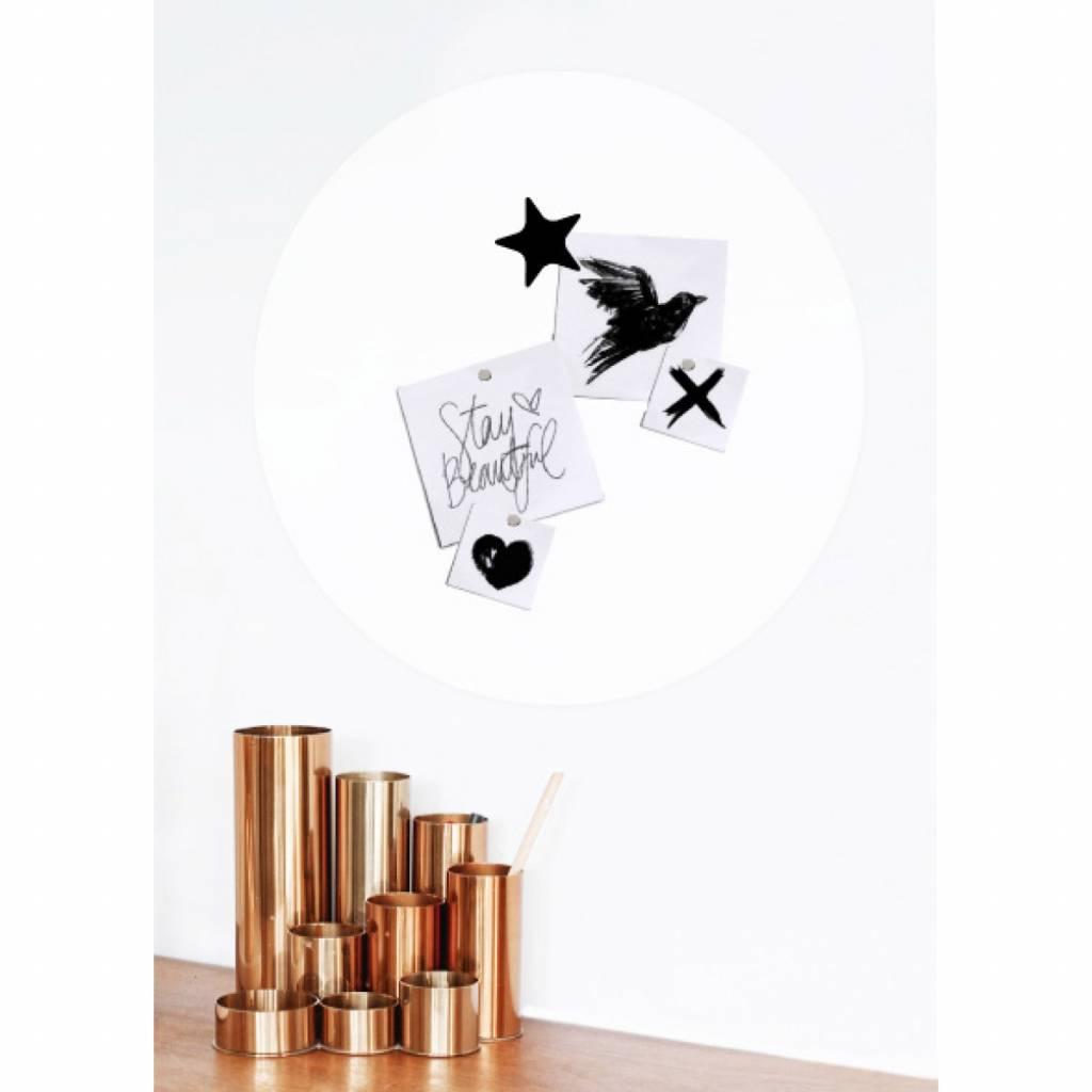 Groovy Magnets magnets, stars, black