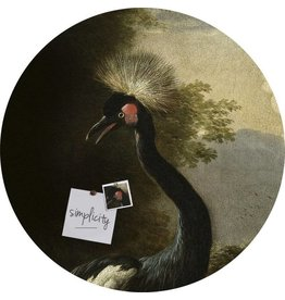 Groovy Magnets magnet sticker Majestic crane