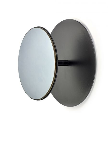 Serax spiegelkapstok, zwart