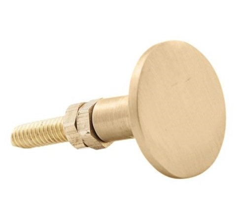 House Doctor kastknopjes Brass, kastknopje Brass, 3 cm