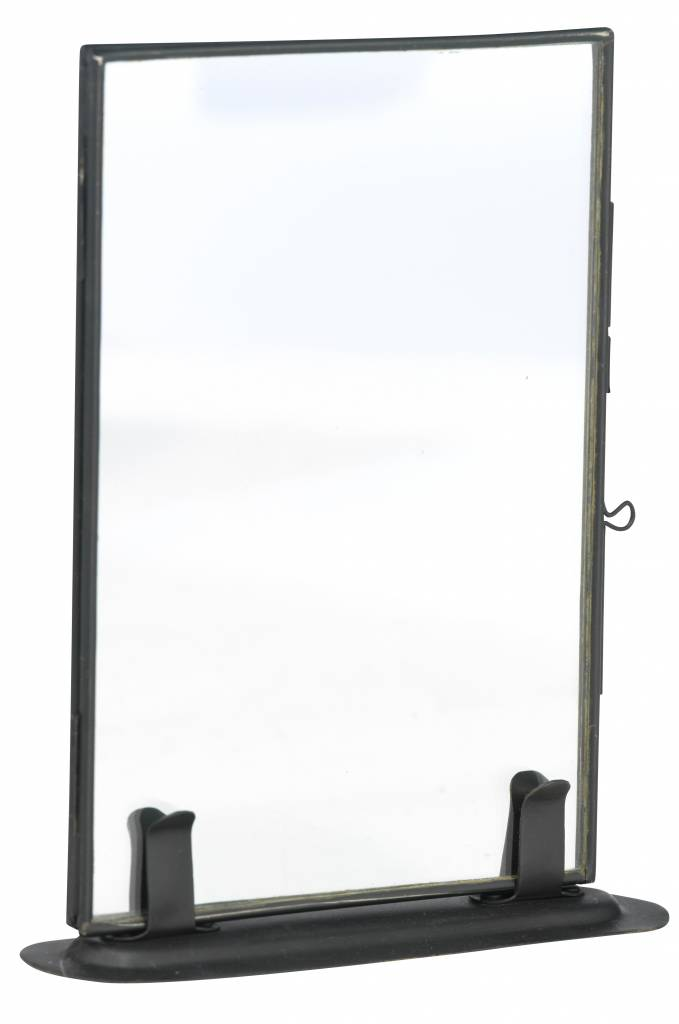Madam Stoltz frame, standing, 13x18, black