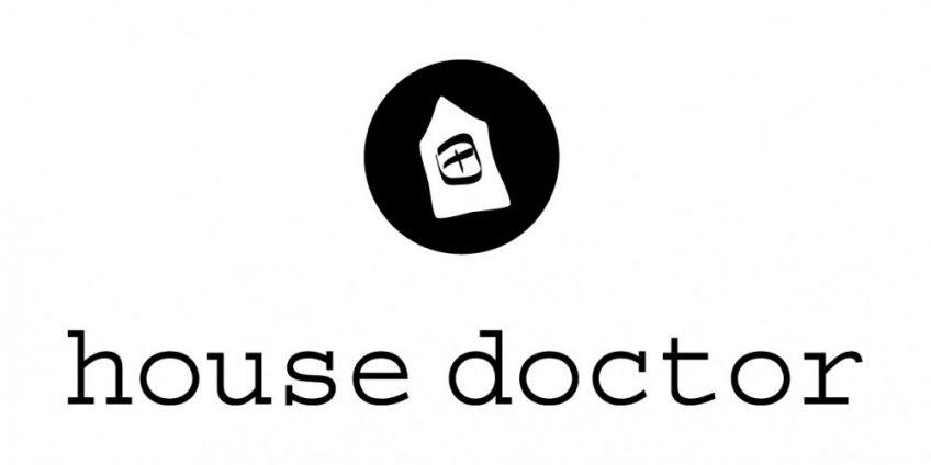 House Doctor eetkamerstoel School, zwart