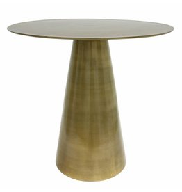 HK Living side table, brass