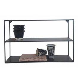 Stoer Metaal wall shelf Sil