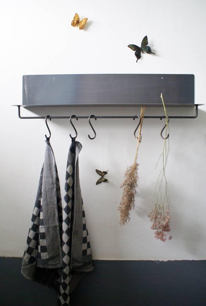 Stoer Metaal coat rack Rail