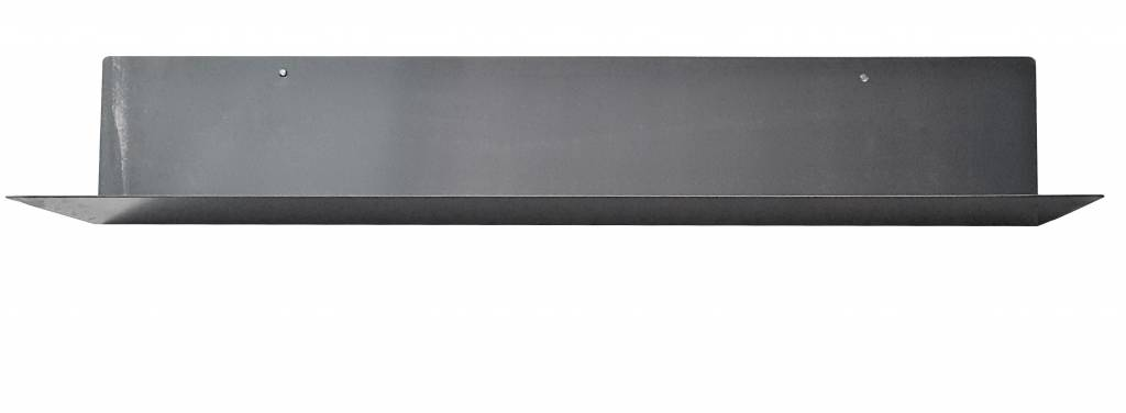 Stoer Metaal wall shelf Breed, metal