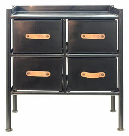 New Routz iron cabinet with drawers, Jersey