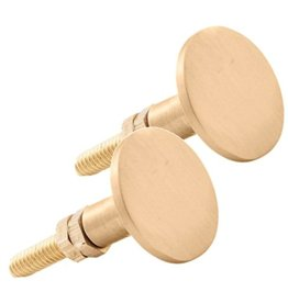 House Doctor brass knobs Brass, 3 cm
