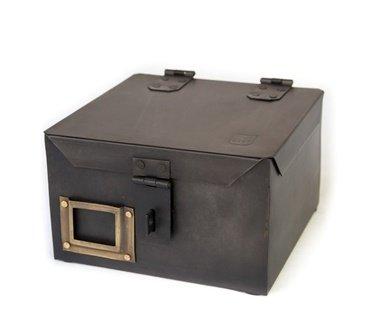 Brut Homeware metal box