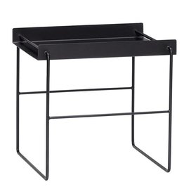 Hübsch coffee table, black