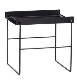Hübsch salontafeltje, zwart