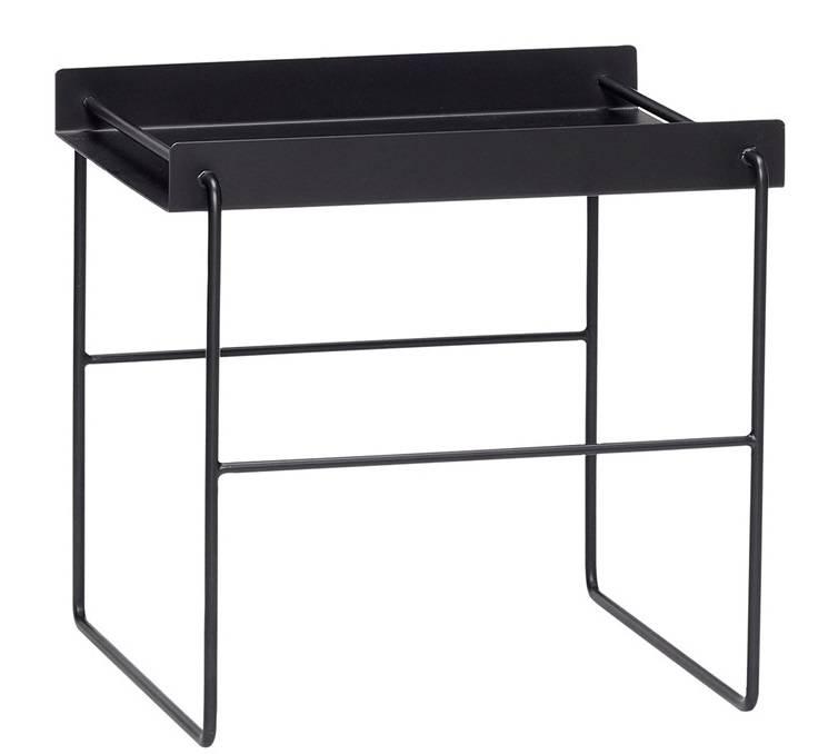 Hübsch coffee table, black