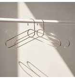Puik clothes hanger Loop, gold