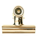 House Doctor clip Office clip,  85mm,  gold