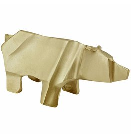 Liv interior figurine origami polar bear