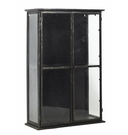 Nordal display case, black