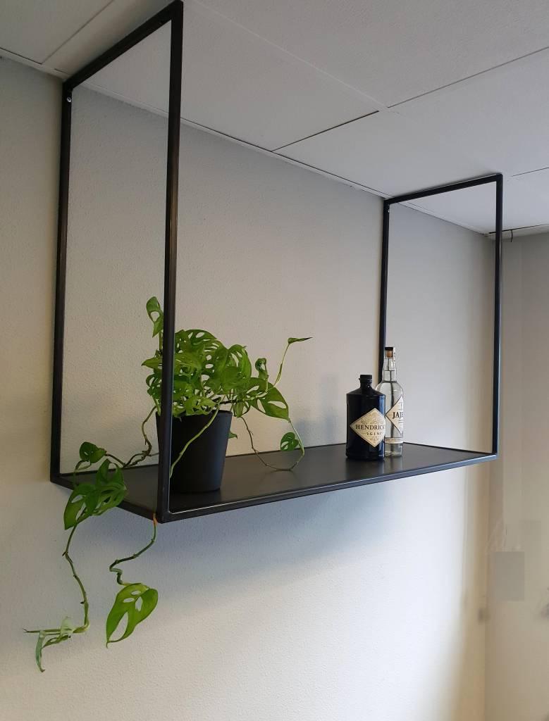 Stoer Metaal metal ceiling rack, hanging kitchen rack