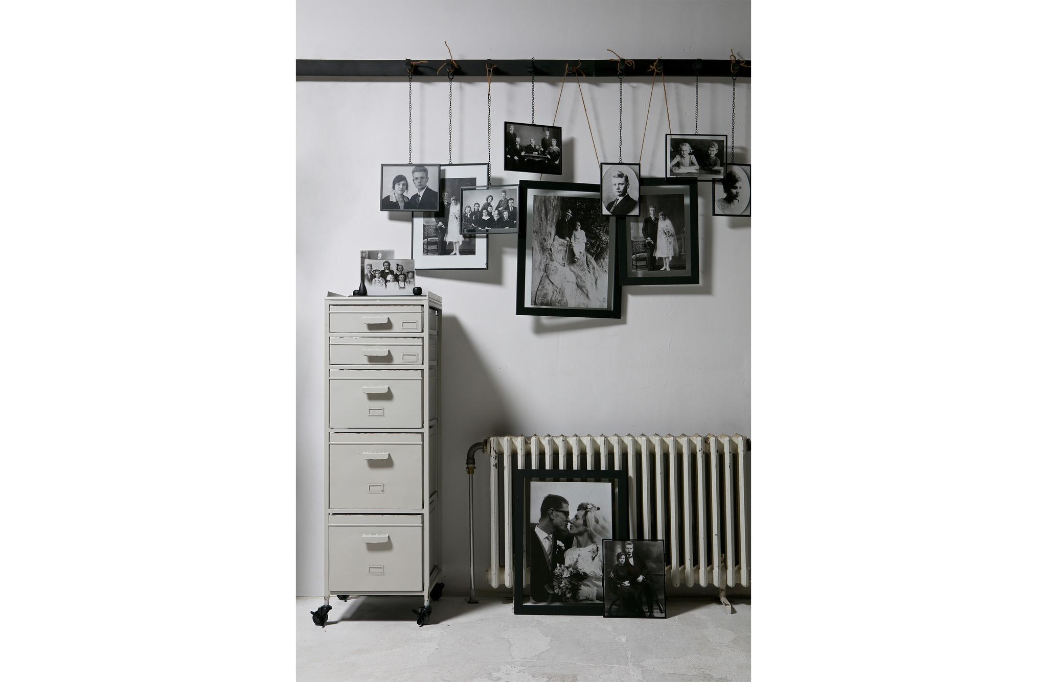 BePure fotolijst Gallery, staand, 22,5x26,5, zwart