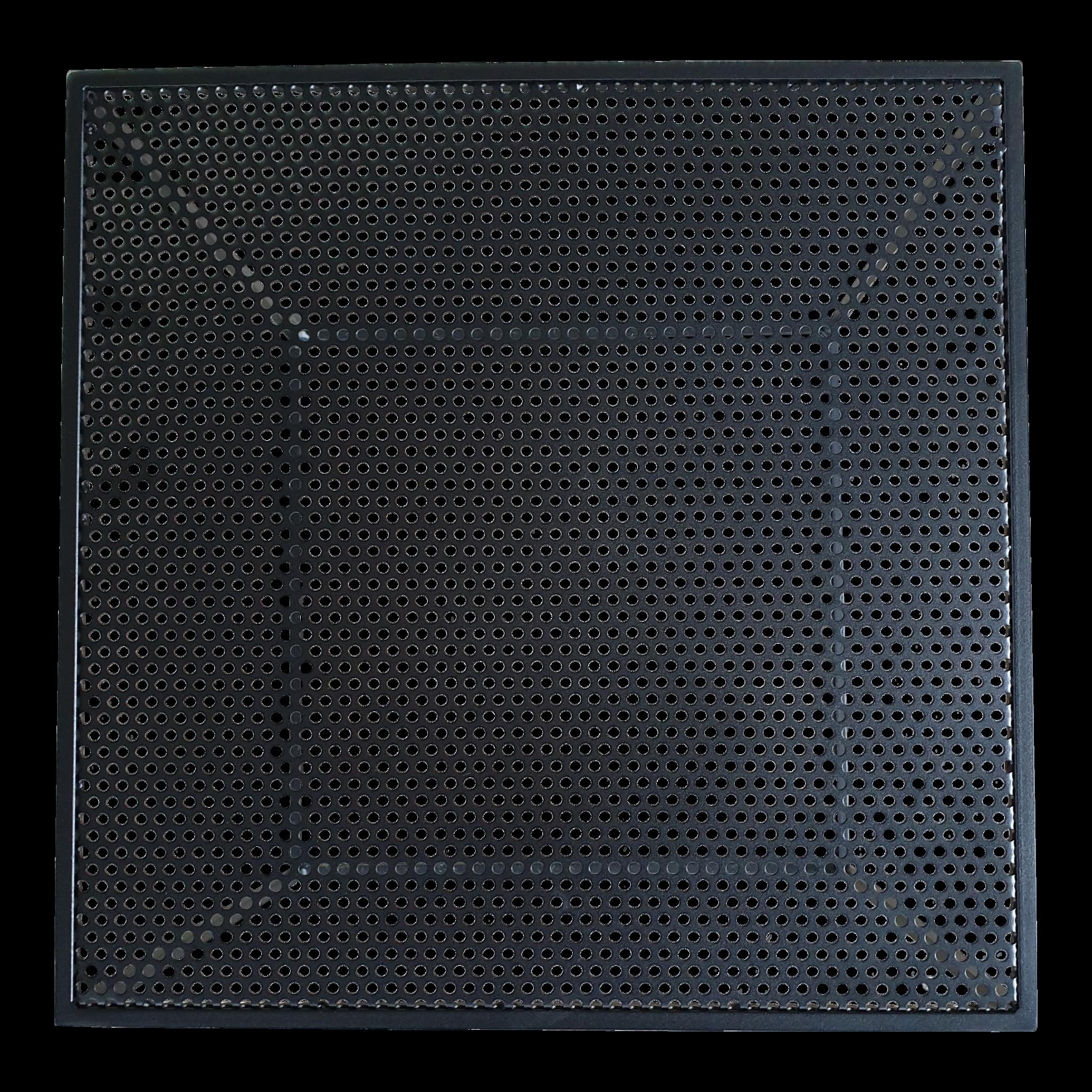 Stoer Metaal bijzettafel Juut, zwart