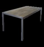 Stoer Metaal dining table Stoer43 metal base